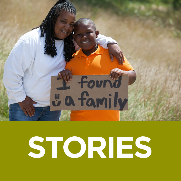 Read other foster parents' stories.
