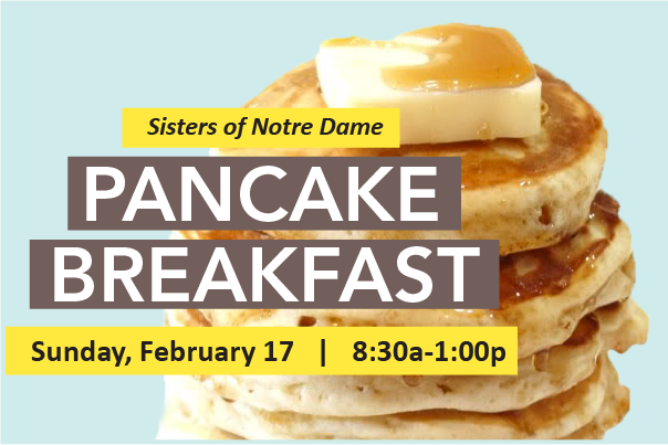 SND Pancake Breakfast February 17
