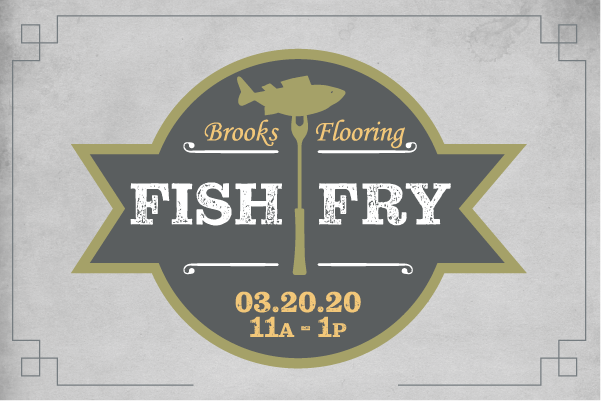 Fish Fry on March 20