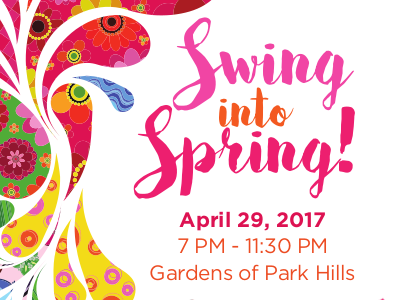 Swing Into Spring Fundraiser